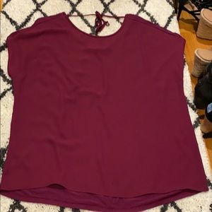 Women's Size Large The Loft Top
